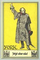 (1005979) Ansichtskarte 'Zur Jahrhundertfeier Der Erhebung Preussens 1813-1913' - Guerres - Autres
