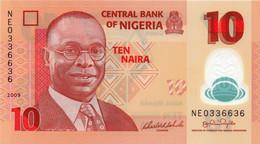 NIGERIA - 10 NAIRA 2005 UNC - Nigeria