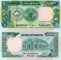 1 Sudan Pound UNC - Soudan
