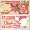 TANZANIA 50 SHILLING ND 1992 P 19 UNC - Tanzania