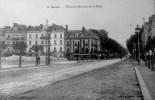 Place Et Avenue De La Gare - Rennes