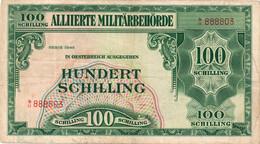 Austria, 20 Schillings 1967, P-142 Note F VF - Austria