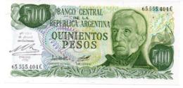 ARGENTINA NOTE 10000 PESOS F VF Banknote - Argentine