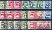 _Ix799: 21 Stamps ...... - Portomarken