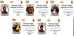 Papouasie Nouvelle Guinée 569 / 72 Faune Protégée / Papillon  WWF - Unused Stamps