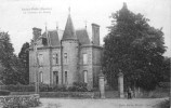 Saint-Pois : Le Chateau Du Bourg - Autres Communes