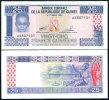 GUINEA 25 FRNACS 1985 P 28 UNC - Guinea