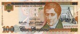 Honduras 5 Lempiras 2004 P 85 Uncirculated Note - Honduras