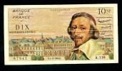 """10 Nouveaux Francs  """"Richelieu""""  TTB+  1/ 9 / 1960 - 1959-1966 Nouveaux Francs"""