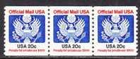 U.S. O 135X3   **  EAGLE - Officials