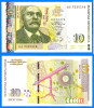 Bulgarie 10 Leva 2008 Neuf UNC Bulgaria Peter Beron Skrill Paypal Bitcoin - Bulgaria