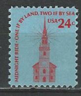 USA. Scott # 1603 MNH. Americana Issue 1975 - Unused Stamps