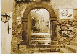 245-Acitrezza-Catania-Sicilia-Casa Del Nespolo-v.2005 E.0,45 S.Ignazio Da Làconi-storia Postale Repubblica - Catania