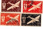 Malagasy -  Air Mail - Aerei