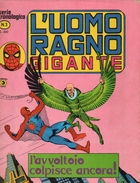 Uomo Ragno Gigante (Corno 1976) N. 3 - Spider Man