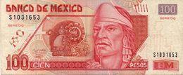 MESSICO Mexico 100 Pesos 7.sept 2005 Vedi Foto - Messico