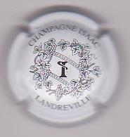 Capsule Champagne ISAAC ( 1 ; Blanc Et Noir ) 4€ {S05-20} - Champagne