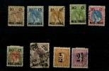 Indes Néerlandaises 1891, Wilhelmine, 31 / 39  Ø      Cote 31,25 €, - Indes Néerlandaises