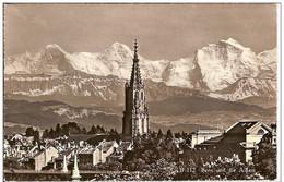 BERN UND DIE ALPEN - BE Berne