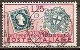 ITALIE -- N°611   Obliteré -- 1951 - 1946-60: Gebraucht