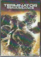 Dvd Terminator Renaissance - Ciencia Ficción Y Fantasía
