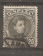 España/Spain-(usado) - Edifil  247- Yvert  217 (o) - Usados