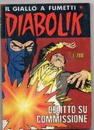 Diabolik R.(Astorina 1984) N. 147 - Diabolik