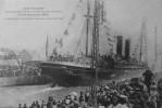 Inauguration De La Nouvelle Entrée Du Port ( 21-23 Septembre 1907 ) - Saint Nazaire