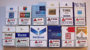 Empty Tobacco Boxes - 12 Items #0912. - Contenitori Di Tabacco (vuoti)