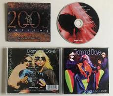 Dave Lee ROTH - Diamond Dave (VAN HALEN) Jimi Hendrix - Hard Rock & Metal