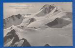 Österreich; Wildspitze Ötztalergruppe Gesehen Vom Weissen Kogl; 1913 Stempel Vent - Österreich