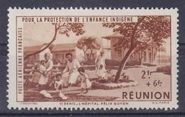 REUNION  PA N°8**   COTE DALLAY 1.50€   TTB - Réunion (1852-1975)