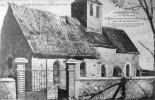 Mondement : L´église Bombardée Par Les Français Puis Par Les Allemands - Autres Communes
