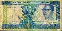 GAMBIE - 25 Dalasis - Gambie