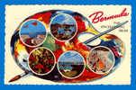 BERMUDA. The Enchanting Isles. - Enchanting Bermuda. (C.P.S.M.) - Bermudes