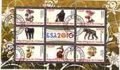 Congo 2010 BOYSCOUTS OF AMERICA * Scimmie:-GORILLA-PAN PANISCUS ........... - Scimmie