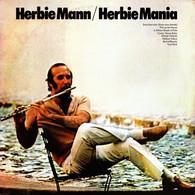 * LP *  HERBIE MANN - HERBIE MANIA (1976 Very Rare Holland) - Jazz