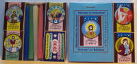 Collection Of Jesus Christ Matchboxes, #0205 - Matchboxes