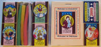 Collection Of Jesus Christ Matchboxes, #0206 ! - Matchboxes