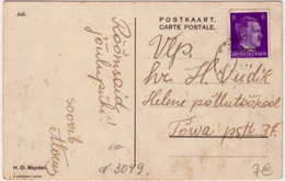 OCCUPATION Dans Les Pays BALTES - OSTLAND  - - Occupation 1938-45
