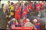 Team Fussball Meister FC Bayern München TK M 15/2003 O 20€ Deutschland Meisterschaft 1993/94 Soccer Tele-card Of Germany - Deutschland