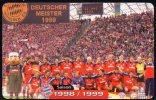 Fußball Meister FC Bayern München TK M 17/2003 O 20€ FCB Deutschland Meisterschaft 1998/1999 Soccer Tele-card Of Germany - Allemagne