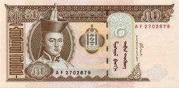 Mongolia 50 Tugrik 2000, P.64 - Mongolie