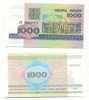 Bielorrusia - Belarus 1.000 Rublos 1998 Pick-16 UNC Ref 168-1 - Belarus