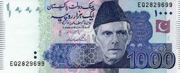 PAKISTAN 10 RUPEES P 29 UNC - Pakistan