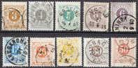Sweden 1877 - Perf. 13 - Svezia