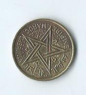 Maroc 1 Franc 1945 - Maroc