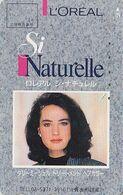 Télécarte Japon / 110-011 - PARFUM Cosmétiques LOREAL - Japan Phonecard Perfume Cosmetics  - 125 - Parfum