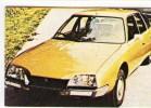 CITROEN - France ( Croatia Old Vintage Card ) Car Automobile Auto Cars Automobiles Automovil Autos - Other Collections
