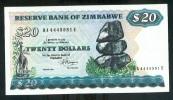 ZIMBABWE 20 DOLLARS 1983 - Simbabwe